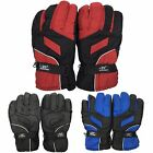 Mens Waterproof Thermal Gloves Winter Snow Sports Skiing Cycling Motorcycle