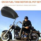 Cafe Racer Gas Tank Universal Iron Fuel Tank BOBBER For Suzuki GN125 GN250 RE