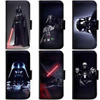 PIN-1 Star Wars Darth Vadar Phone Wallet Flip Case Cover for All Models $19.74 AUD on eBay