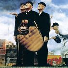 "32W""x32H"": THREE UMPIRES by NORMAN ROCKWELL - MLB BASEBALL - CHOICES of CANVAS"