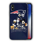 New England Patriots Case for Iphone 5c SE 6s 7 8 Plus XR X XS 11 Pro Max 4 $16.95 USD on eBay