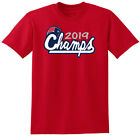 Tom Brady New England Patriots 2019 Super Bowl 53 Champions T-Shirt  image