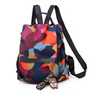 Women's Anti-Theft Backpack Oxford Cloth Waterproof Female Shoulder Bags Large