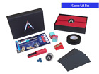 ACS Snooker/Pool Classic Cue Tip Accessory Kit Gift Box --- Elk Master Cue Tips £19.95 GBP on eBay