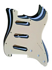 Fender Stratocaster Pickguard 1 Ply Strat US/Mexico Made 11 Hole Standard