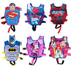 Cartoon Youth Children Kid Universal Polyester Life Jacket Swimming Boating Vest