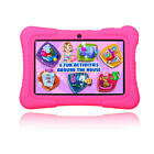 """2019 New version 7"""" 16GB Google Android Tablet Bundle Case for Kids Gift"""