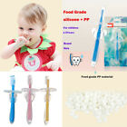 1PCS Baby Teether Training Silicone Bendable Newborn Infant Toothbrush Soft New
