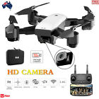 Drone x pro 5G Selfi WIFI FPV GPS With 1080P HD Camera Foldable RC Quadcopter AU