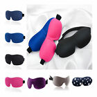 1PCS 3D Soft Padded Shade Cover Rest Relax Sleeping Blindfold Eye Mask/ZONE