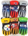 NFL Winter Big Logo Gradient Insulated Gloves Forever Collectibles FOCO $16.99 USD on eBay