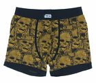 Mens Star Wars Mens Chewbacca Boxer Briefs Last Jedi Chewie $9.95 USD on eBay