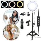 Zomei Selfie Dimmable LED Ring Light for Video Shooting Makeup YouTube Live
