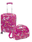 Gabol Kindertrolley Reisetrolley Trolley Koffer Beautycase Hartschale Toy Girl