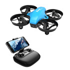 Potensic A20W Mini Drone for Kids with Camera RC Portable Quadcopter 2.4G 6 A...