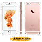 Apple iPhone 6s 16GB 32GB 64GB 128GB Sim Free Unlocked Smartphone UK + Plus Gift