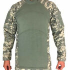 NEW MASSIF FLAME RESISTANT FR Army Combat Shirt ACU ACS SHIRT All Sizes