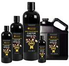 Castor Oil USP Cold Pressed 100% Pure For Eyebrows, Eyelashes And Hair Growth