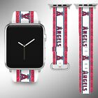 Los Angeles Angels Apple Watch Band 38 40 42 44 mm Series 1 2 3 4 Wrist Strap 3 on Ebay
