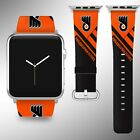 Philadelphia Flyers Apple Watch Band 38 40 42 44 mm Series 1 2 3 4 Wrist Strap 2 $32.99 USD on eBay