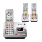 Kyпить AT&T Digital Cordless Phone Answering System - choose from 1, 2, or 3 Handsets на еВаy.соm