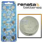303 Renata Watch Battery SR44SW Swiss Made 0% Mercury Official Distributor