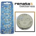 377 Renata Watch Battery SR626SW Swiss Made 0% Mercury Official Distributor