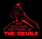 Darth Vader New Jersey Devils Power shirt Star Wars hockey Hischier Hall Gabriel $22.0 USD on eBay