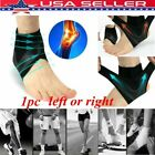 Elastic Adjustable Ankle Brace Support Sport Basketball Protector Foot Wrap USA $5.46 USD on eBay