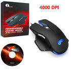 Optical Wired Gaming Mouse USB Receiver Pro Gamer Mice For PC Laptop Desktop