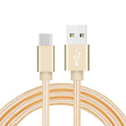 2 Pack Type C Sync Charger Heavy Duty USB Charging Cable Cord for Huawei Samsung