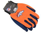 NFL Officially Licensed Sport Team Utility Gloves One Size