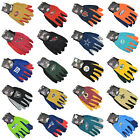NFL Officially Licensed Sport Team Utility Gloves One Size $10.99 USD on eBay