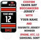 TAMPA BAY BUCCANEERS NFL FOOTBALL JERSEY PHONE CASE COVER FOR SAMSUNG iPHONE etc $22.98 USD on eBay