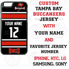 TAMPA BAY BUCCANEERS NFL FOOTBALL JERSEY PHONE CASE COVER FOR SAMSUNG iPHONE etc $25.98 USD on eBay