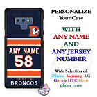 DENVER BRONCOS FOOTBALL JERSEY CUSTOM PHONE CASE COVER FOR iPHONE SAMSUNG LGetc $25.98 USD on eBay
