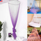 US Mosquito Net Bed Queen Size Home Bedding Canopy Elegant Netting Princess image