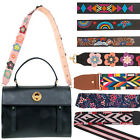 Внешний вид - Flower Paisley Leather Handbag Bag Shoulder Strap Guitar Replacement Crossbody