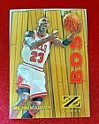 1997-98 Z-Force Super Boss JORDAN RODMAN Big Men on Court Quick Strike Pippen