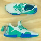 Nike Air Huarache Drift White Blue Teal Green Casual Shoes AH7334-006 Multi Size