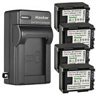 Kastar Battery AC Wall Charger for Canon BP-809 Canon VIXIA HF S21 HFS21 Camera
