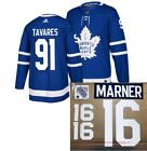 Toronto Maple Leafs 2018 19 Name Number Jersey Kit NHL Official Twill 5 Players