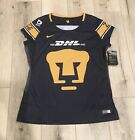 Pumas UNAM Women's Nike Football Soccer Jersey New With Tags