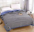 Comfortable Soft Wash Quilt Thin Blanket Summer Air Conditioning Comforter Quilt