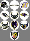 Baltimore Ravens 10 Buttons or Magnets NEW 1.25 inch $5.0 USD on eBay