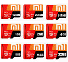 Real XiaoMi 128mb-16GB Micro SD TF Memory Card for Smartphone Tablet MircoSD Lot