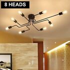 FixedPricevintage industrial ceiling light chandelier steampunk pendant lamp home fixture