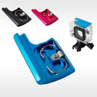CNC Top Housing Clip Case Lock Buckle Latch Kit For GoPro Hero 4 3 Camera