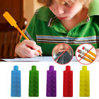 1 Pcs Sensory Chew Necklace Brick Chewy Kids Silicone Biting Pencil Teether Toy