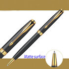 Business Metal Parker Sonnet ballpoint Pen 0.5mm Nib office student stationery